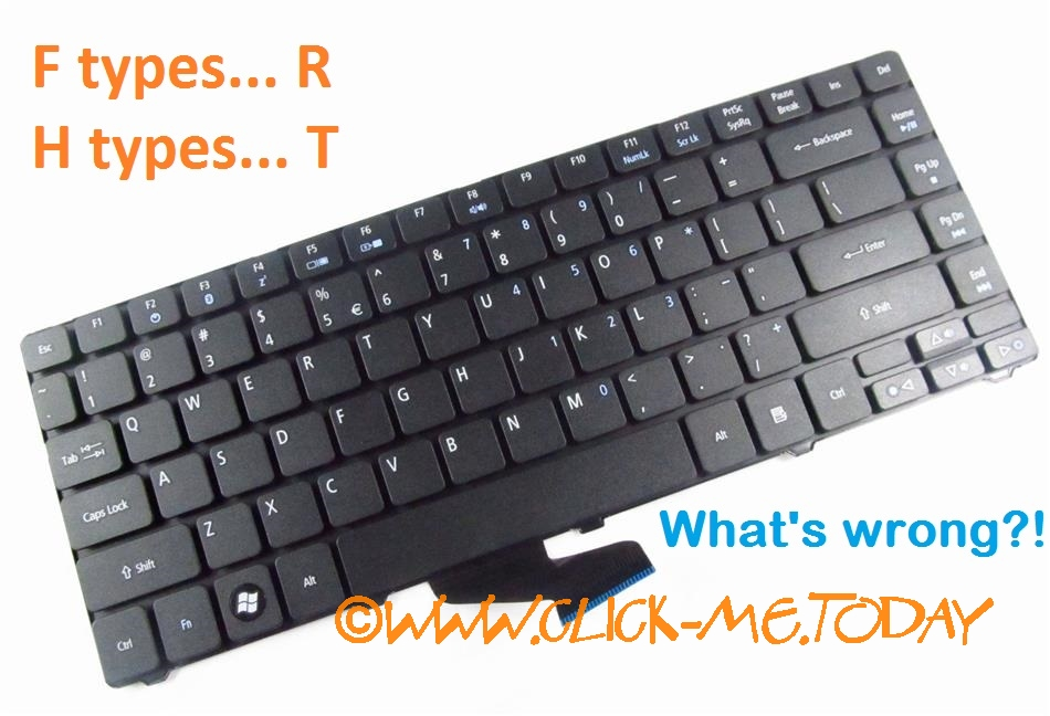 How To Fix Keyboard Typing Wrong Letters Or Characters