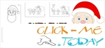 20 Free printable Santa Claus coloring pages PDF