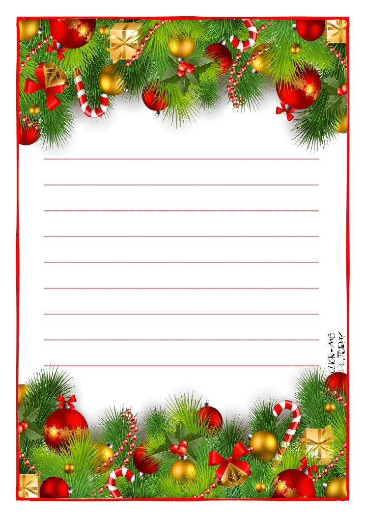 australian personalised santa letter styles templates
