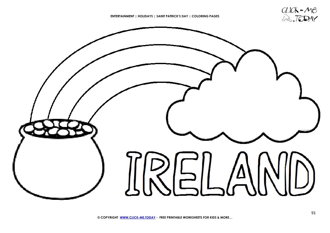 rainbow cloud coloring pages for kids coloringpages com | Coloring ... | 745x1053