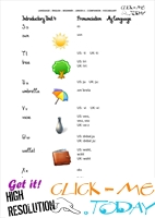 FREE PRINTABLE BEGINNER ESL JUNIOR A VOCABULARY SHEET 4 - ALPHABET