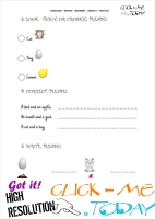 FREE PRINTABLE BEGINNER ESL JUNIOR A PRACTICE WORKSHEET IU1&2 B