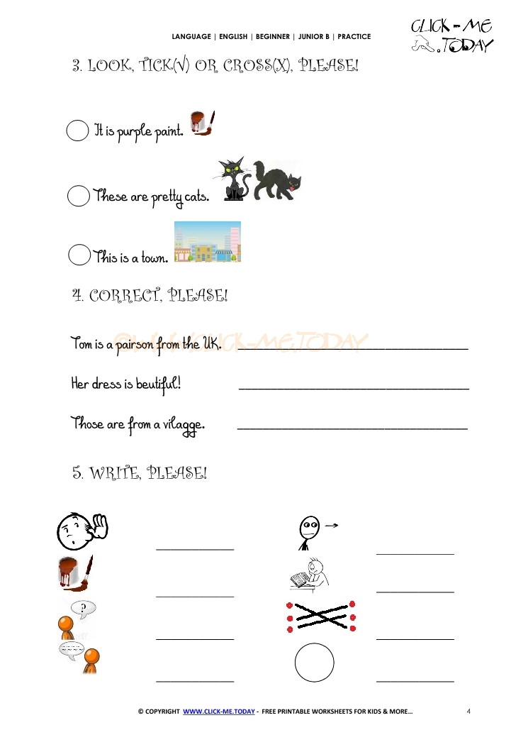 Printables English Practice Worksheets free printable english practice worksheet junior b u12 b