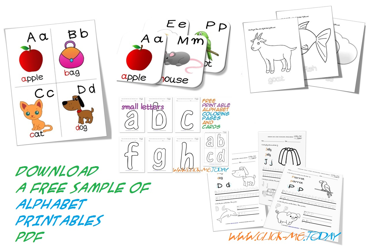 Download 20 Free Alphabet Printables Abc Printable In Pdf