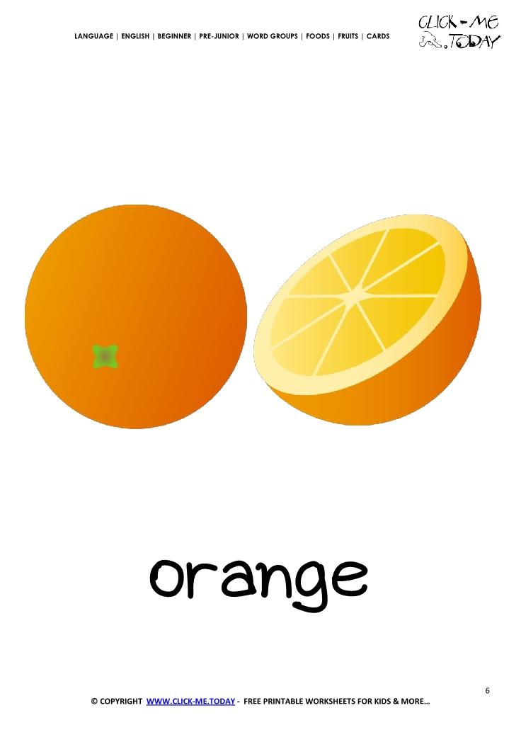 Kindergarten Worksheets Fruits Flashcards Orange on Turkey Worksheets Preschool