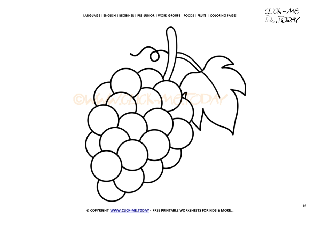 Coloring Pages: Preschool, Color Green Worksheets, Color Colour ... | 736x1041