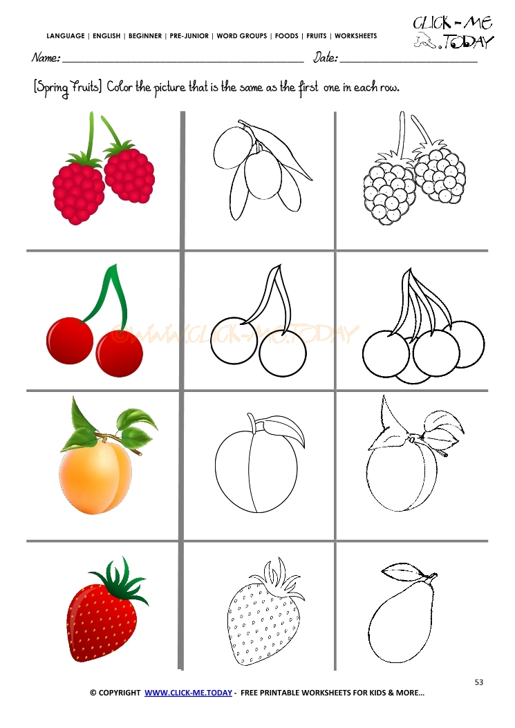 Small Greetings Test in addition Crazy Rainbow Tracing likewise Simple Cd Crafts Bulletin Board Ideas as well Circle Tropical Fruits Worksheet also Tall Short Cards. on kindergarten coloring worksheets on colors