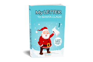 My LETTER TO SANTA CLAUS 1 - 22 WRITING SETS (PDF)